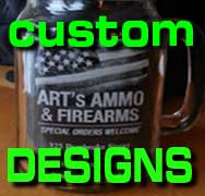 click to see custom laser etched products and designs