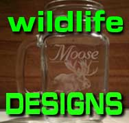 click to see our wildlife designs